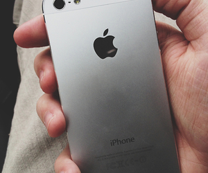 iphone, apple, and iphone 5 image