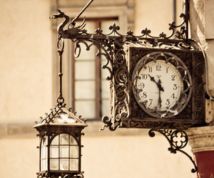 clock and photography image