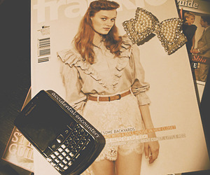 Alannah Hill, magazine, and photography image
