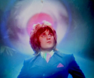 The mighty Boosh, noel fielding, and Vince Noir image