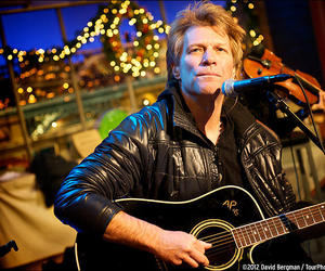 guitar, bon jovi, and jon bon jovi image