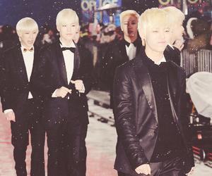 kpop, korean, and bap image