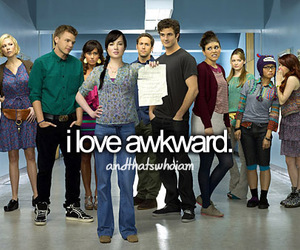 awkward, matty, and love image