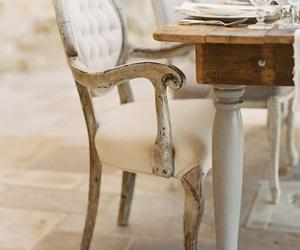 chair, decoracion, and interior image