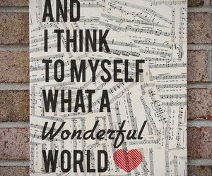 quotes, wonderful, and music image