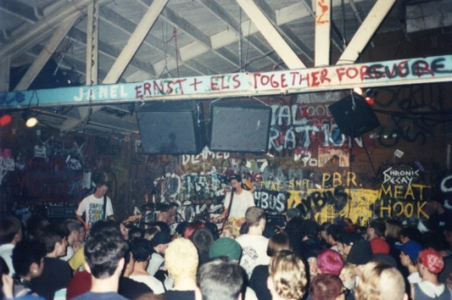 fans, gilman street, and party image
