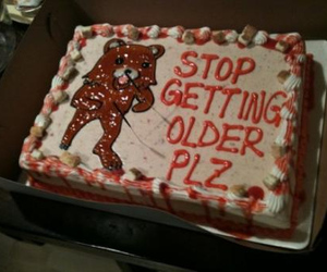 cake, pedobear, and funny image