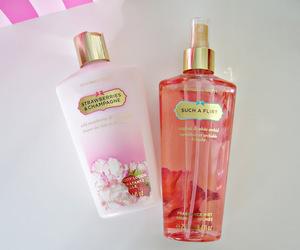 girl, pink, and sweet image