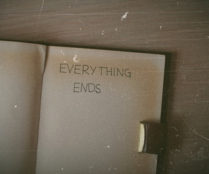 end, everything, and quote image