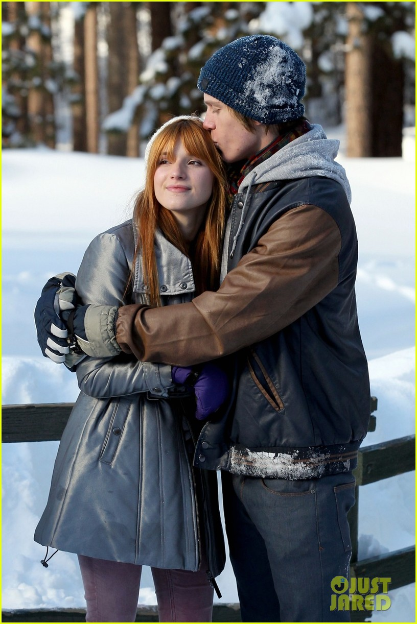 är Bella Thorne dating Tristan Klier
