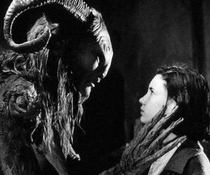 movie, pan's labyrinth, and faun image