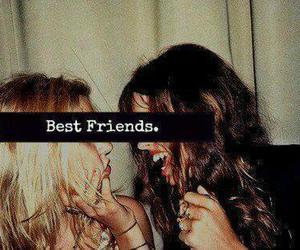 best friends, fashion, and words image