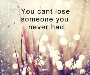 lose, quote, and never image