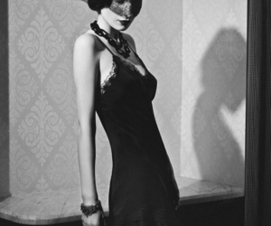 1920s, fashion, and vintage image