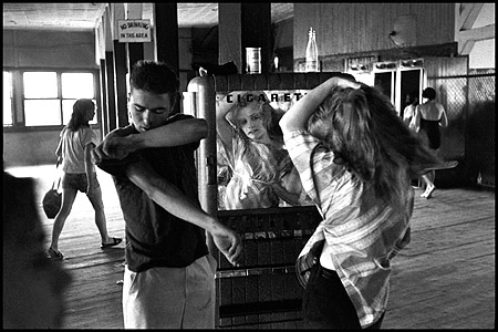 black and white, bruce davidson, and photography image
