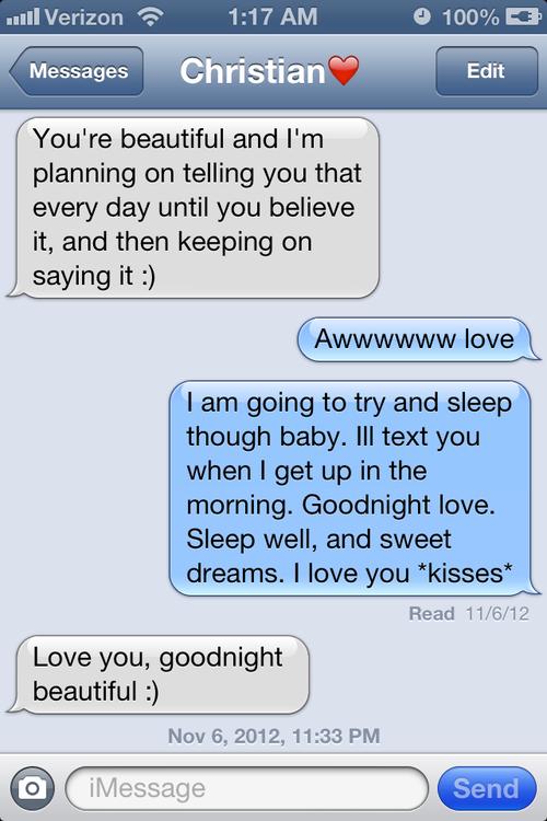 Random Cute Texts To Send Your Boyfriend ARCHIDEV