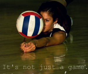 <3, play, and volley image
