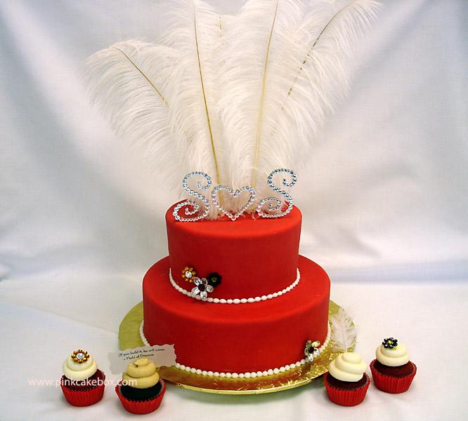 Wedding Cake Design Gallery Nj Nyc Pa Pink Cake Box Page 6