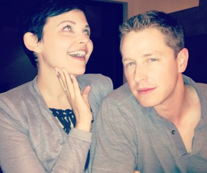 once upon a time, josh dallas, and ginnifer goodwin image