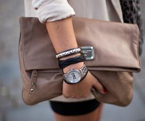 fashion, bag, and D&G image