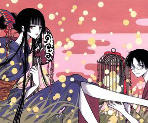 anime, yuuko, and ichihara yuuko image