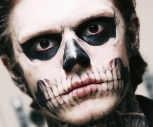 boy, tate langdon, and evan image