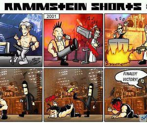 funny and rammstein image