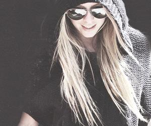 Avril Lavigne and blonde image