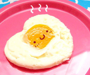 egg and pink image