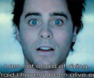 jared leto, mr nobody, and quotes image