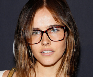 glasses, Isabel Lucas, and style image