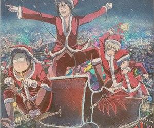 anime, christmas, and ciel image