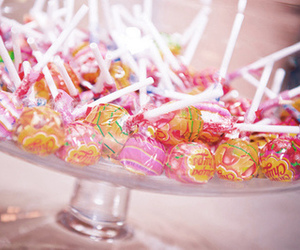 candy, lollipop, and food image