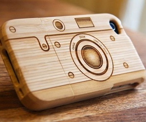 camera, iphone, and case image