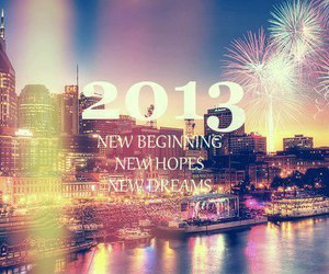 2013, Dream, and hope image
