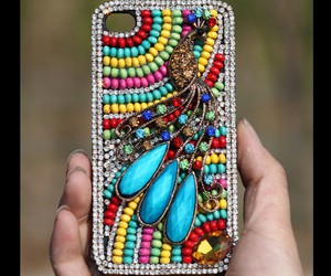 bling iphone cases, jewelled iphone cases, and iphone 5 cases image