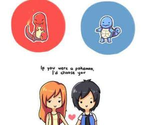 pokemon, love, and squirtle image