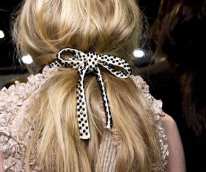 long pony hairstyles image