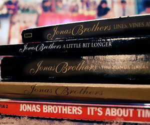 forever, jonas brothers, and love image