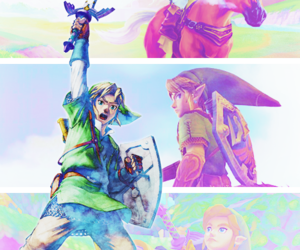 link, Legend of Zelda, and video games image