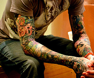 awesome, beautiful, and tattoo image