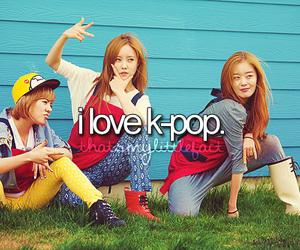 kpop, 2ne1, and fact image