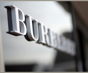 Burberry, fashion, and luxury image