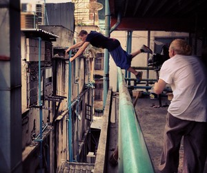 flip, parkour&freerunning, and team farang image
