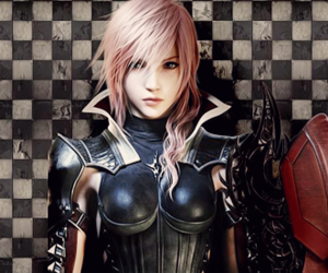 anime, cool, and final fantasy image