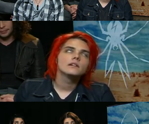 gerard, my chemical romance, and rialto image