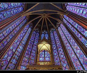cathedral, france, and paris image