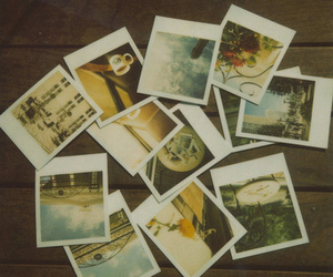photography, polaroids, and poloroids image