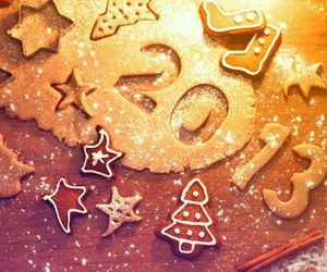 2013, new year, and christmas image