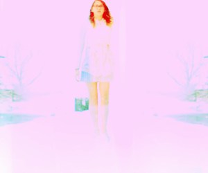 Clueless, pastel, and pink image